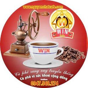 Cà phê nguyên chất - gu cà phê truyền thống