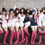 Những nhóm nhạc nữ xinh đẹp của Hàn Quốc