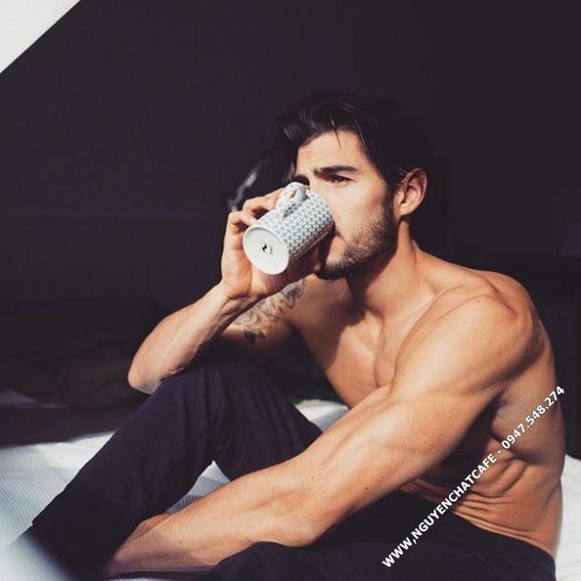 Uống cà phê mỗi ngày giảm bất lực phòng the