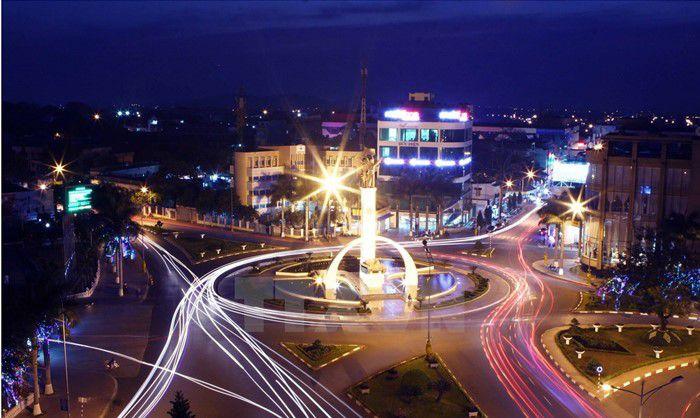 Một góc thành phố Buôn Ma Thuột